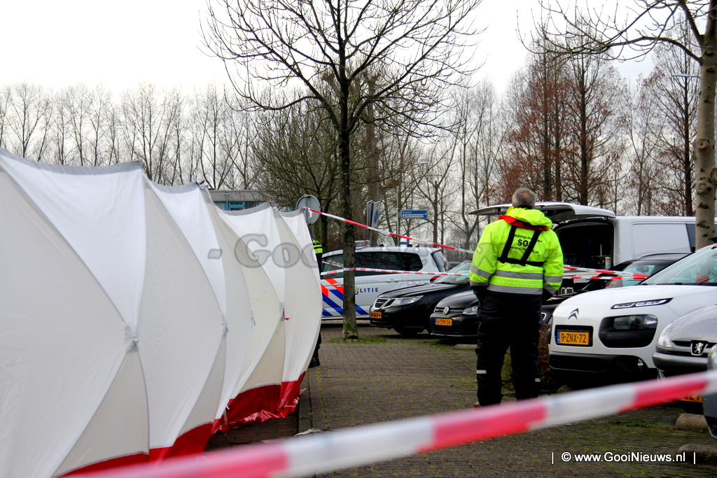 Groot onderzoek na vondst auto van vermoedelijk vermiste